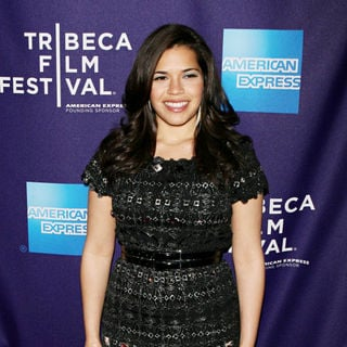 America Ferrera in 9th Annual Tribeca Film Festival - Premiere of 'Letters to Juliet' - Arrivals