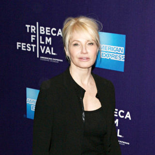 Ellen Barkin in 9th Annual Tribeca Film Festival - Premiere of 'Letters to Juliet' - Arrivals