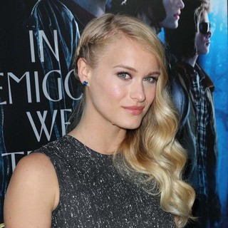 Leven Rambin in Percy Jackson: Sea of Monsters Premiere