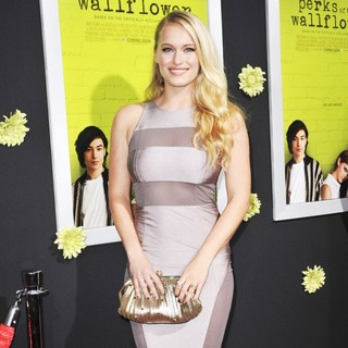 Leven Rambin in The Los Angeles Premiere of The Perks of Being a Wallflower - Arrivals - leven-rambin-premiere-the-perks-of-being-a-wallflower-02
