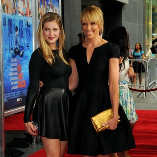 Zoe Levin, Toni Collette in New York Premiere of The Way, Way Back - Arrivals