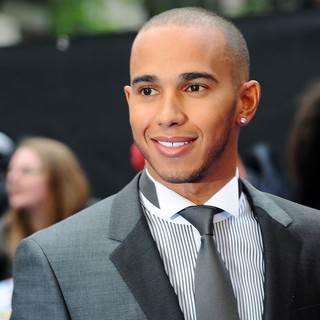 Lewis Hamilton in Men in Black 3 - UK Film Premiere - Arrivals