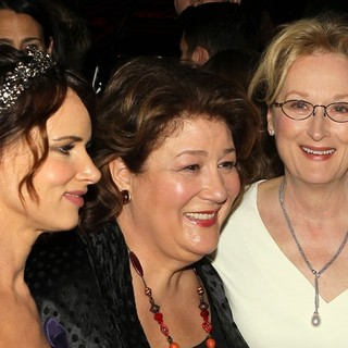 Juliette Lewis, Margo Martindale, Meryl Streep in The Weinstein Company Presents The LA Premiere of August: Osage County