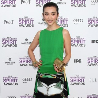 Li Bingbing in 27th Annual Independent Spirit Awards - Arrivals