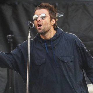 Liam Gallagher Performs at The London Stadium