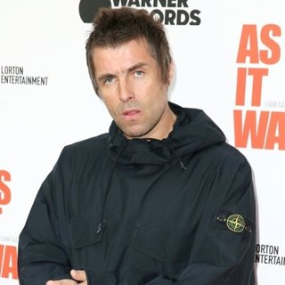 The World Premiere of Liam Gallagher: As It Was - Arrivals
