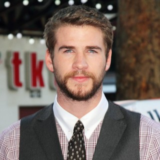 Liam Hemsworth in World Premiere of Rush - Arrivals