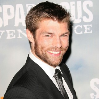 Liam McIntyre in Premiere of Starz' Spartacus: Vengeance