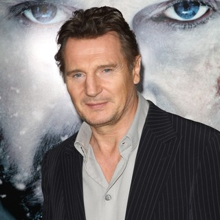 Liam Neeson in The World Premiere of The Grey - Arrivals