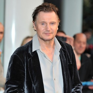 Liam Neeson in UK Premiere of Wrath of the Titans