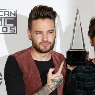 American Music Awards 2015 - Press Room