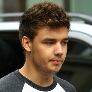 Liam Payne, One Direction in One Direction Leave The BBC Radio 1 Studios