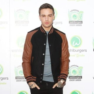 Liam Payne, One Direction in Wahlburgers VIP Launch Party