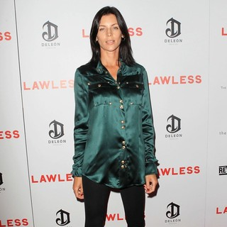 Liberty Ross in The Premiere of Lawless