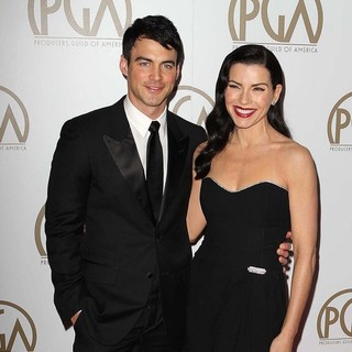 Keith Lieberthal, Julianna Margulies in 24th Annual Producers Guild Awards - Arrivals