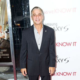 Tony Danza in New York Premiere of 'Life as We Know It' - Arrivals