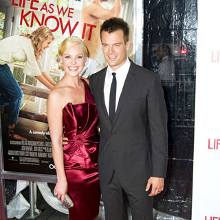 Katherine Heigl, Josh Duhamel in New York Premiere of 'Life as We Know It' - Arrivals