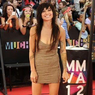 LIGHTS in 2012 MuchMusic Video Awards - Arrivals