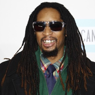 Lil Jon in 2011 American Music Awards - Arrivals - lil-jon-2011-american-music-awards-01