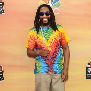 Lil Jon in 2014 iHeartRadio Music Awards - Arrivals
