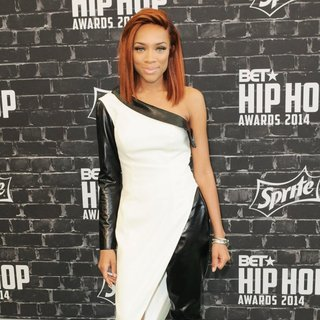 Lil Mama in 2014 BET Hip Hop Awards Presented by Sprite - Arrivals
