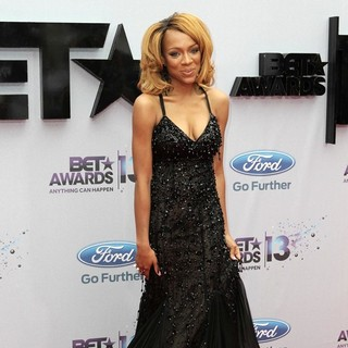 Lil Mama in The 2013 BET Awards - Arrivals