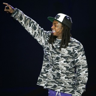 Lil Wayne in Lil Wayne Performing in Concert