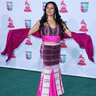 Lila Downs in 13th Annual Latin Grammy Awards - Arrivals