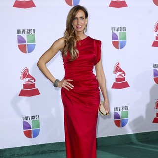 Lili Estefan in The 12th Annual Latin GRAMMY Awards - Arrivals