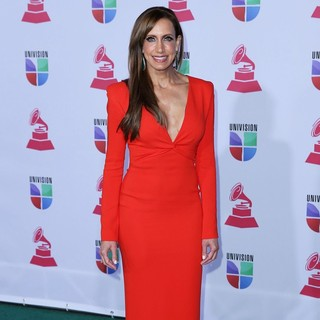 Lili Estefan in 13th Annual Latin Grammy Awards - Arrivals