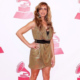 Lili Estefan in 2011 Latin Recording Academy Person of The Year Tribute to Shakira