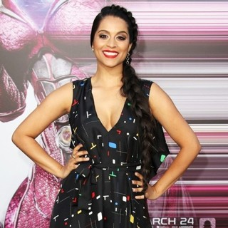 Lilly Singh in Premiere of Lionsgate's Power Rangers - Arrivals