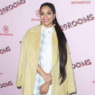 Lilly Singh in Refinery29 29Rooms Los Angeles: Turn It Into Art