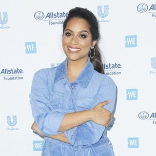 Lilly Singh in We Day California 2019
