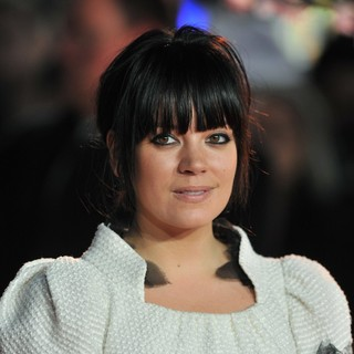Lily Allen in 57th BFI London Film Festival - Saving Mr. Banks - Premiere