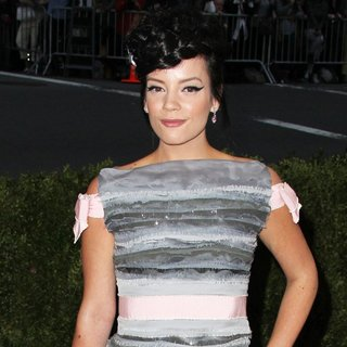 Lily Allen - Charles James: Beyond Fashion Costume Institute Gala - Arrivals