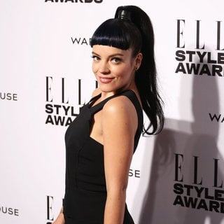 Lily Allen - The ELLE Style Awards 2014 - Arrivals