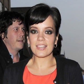 Lily Allen in Esquire June Issue - Launch Party - Arrivals