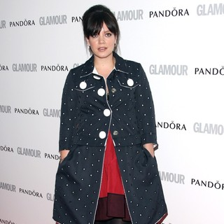 Lily Allen in The Glamour Women of The Year Awards 2012 - Arrivals