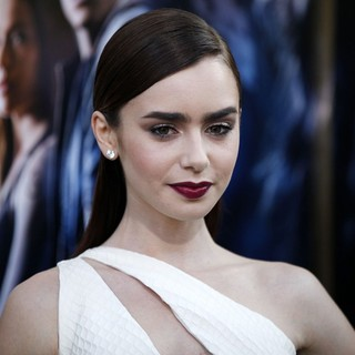 Lily Collins in Premiere of Screen Gems and Constantin Films' The Mortal Instruments: City of Bones - lily-collins-premiere-the-mortal-instruments-city-of-bones-10