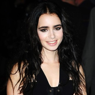 Lily Collins in Abduction - UK Film Premiere - Arrivals
