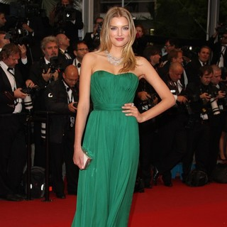Cosmopolis Premiere - During The 65th Annual Cannes Film Festival - lily-donaldson-65th-cannes-film-festival-05