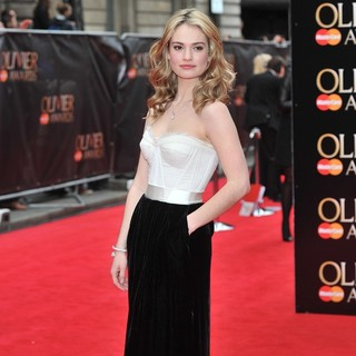 The Olivier Awards 2013 - Arrivals