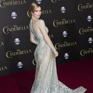 Los Angeles Premiere of Disney's Cinderella - Arrivals