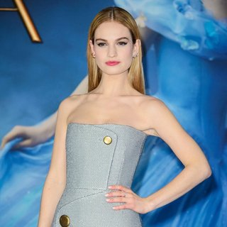 UK Premiere of Cinderella - Arrivals