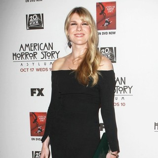 Lily Rabe in Premiere Screening of FX's American Horror Story: Asylum
