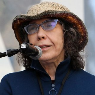 Lily Tomlin in Women's March