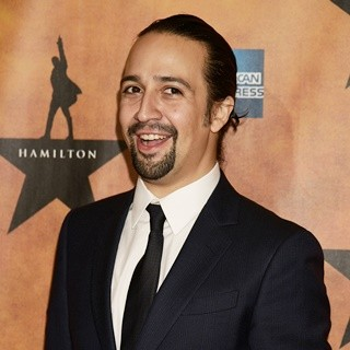 Lin-Manuel Miranda in Broadway Musical Hamilton - After Party