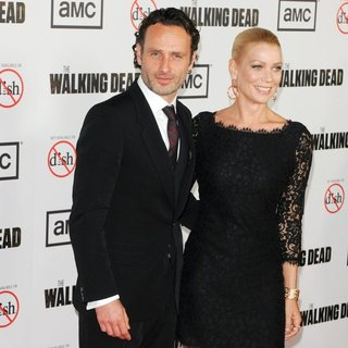 Premiere of AMC's The Walking Dead 3rd Season - Arrivals