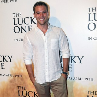 Lincoln Lewis in Australian Premiere of The Lucky One